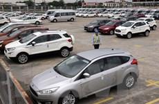 Ford Việt Nam đạt doanh số bán xe tăng 52% trong quý đầu năm 2021