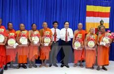 Đồng bào Khmer đón Tết Chol Chnam Thmay: Đề cao tinh thần chống dịch