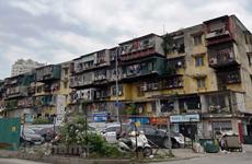 Hà Nội đồng ý sử dụng ngân sách để kiểm định, đánh giá chung cư cũ