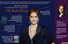[Infographics] Hồi hộp chờ đón tác phẩm mới nhất của nhà văn Rowling