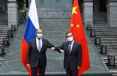 """Lỏng lẻo trong quan hệ """"cộng sinh"""" Trung Quốc-Nga-Iran"""