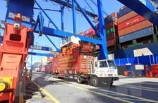 Tân Cảng-Hải Phòng tiếp nhận tàu container 132.900 DWT từ ngày 1/5