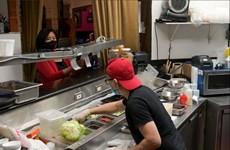Các doanh nghiệp Mỹ gốc Á bị ảnh hưởng nặng nề trong đại dịch COVID-19