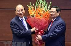 Quốc hội ban hành các Nghị quyết miễn nhiệm, bầu chức vụ Thủ tướng