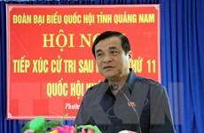 Cử tri Quảng Nam kiến nghị nhiều vấn đề mật thiết đến đời sống xã hội