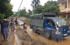 Lào Cai: Khẩn trương khắc phục hậu quả mưa lũ tại Văn Bàn