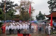 Giỗ Tổ-Lễ hội Đền Hùng 2021: Gắn bảo tồn di sản với phát triển du lịch