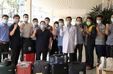 Bệnh viện Chợ Rẫy hỗ trợ tỉnh Kiên Giang xây dựng bệnh viện dã chiến