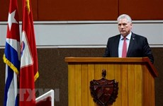 Tổng Bí thư Nguyễn Phú Trọng gửi thư và điện tới Lãnh đạo ĐCS Cuba