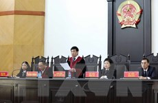 Nguyên Tổng Giám đốc TISCO Trần Trọng Mừng nhận án 9,5 năm tù