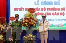Công bố quyết định bổ nhiệm Giám đốc Công an tỉnh Bắc Ninh