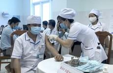 Vĩnh Long, Nghệ An triển khai tiêm vaccine phòng COVID-19 đợt 1