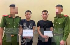 Sơn La: Bắt giữ hai đối tượng tàng trữ trái phép chất ma túy