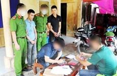 Quảng Bình: Bắt giữ hai đối tượng mua bán, tàng trữ trái phép ma túy