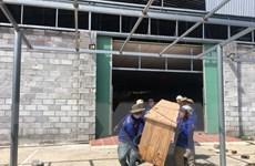 Khánh Hòa: Cưỡng chế tháo dỡ 7 công trình xây dựng trái phép