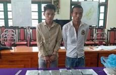 Lào Cai: Bắt đối tượng vận chuyển 6 bánh heroin đã có lệnh truy nã