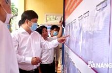 Đà Nẵng: Kiểm tra công tác chuẩn bị bầu cử tại huyện Hòa Vang