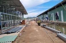 Kiên Giang thành lập bệnh viện dã chiến quy mô 300 giường