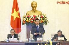 [Photo] Khai mạc Phiên họp thứ 55 của Ủy ban Thường vụ Quốc hội