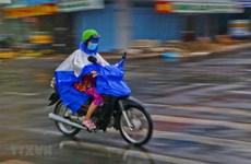 Bắc Bộ và Bắc Trung Bộ mưa to và dông, đề phòng thời tiết nguy hiểm,
