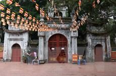 Hưng Yên đóng cửa Khu di tích Phố Hiến để phòng, chống dịch