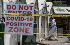 Philippines và Malaysia tiếp tục ghi nhận hàng nghìn ca mắc mới