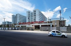 Bệnh viện Đa khoa Kiên Giang mới sẽ chính thức đi vào hoạt động từ 9/5