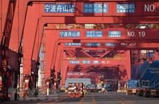 Trung Quốc: Hoạt động xuất nhập khẩu khởi sắc trong tháng Tư