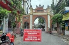 Vĩnh Phúc: Toàn thành phố Vĩnh Yên thực hiện giãn cách xã hội