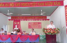 Trưởng Ban Kinh tế TW tiếp xúc cử tri, vận động bầu cử tại Khánh Hòa