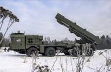 Nga phát triển tên lửa dẫn đường mới cho hệ thống bệ phóng đa rocket