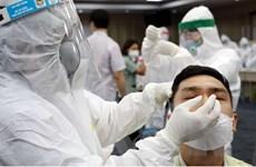 Bắc Ninh: Xét nghiệm lần 2 cho toàn bộ người dân ở tâm dịch Mão Điền