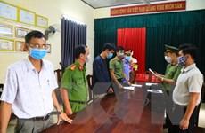 TT-Huế: Bắt tạm giam 2 đối tượng tổ chức cho người nhập cảnh trái phép