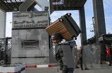 Ai Cập mở lại cửa khẩu Rafah sớm hơn một ngày so với kế hoạch