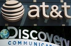 AT&T đang chuẩn bị hợp nhất tài sản phương tiện với Discovery