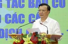 Hà Nội bảo đảm phòng, chống dịch và thực hiện thắng lợi cuộc bầu cử