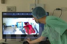 Hội chẩn trực tuyến điều trị bệnh nhân COVID-19 có tiến triển xấu
