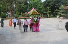 Nghệ An: Tri ân, tưởng nhớ công lao to lớn của Chủ tịch Hồ Chí Minh
