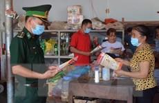 """Thực hiện nhiệm vụ """"kép"""" trên tuyến biên giới tỉnh Đắk Lắk"""