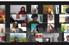 Kỷ niệm ngày sinh Chủ tịch Hồ Chí Minh ở Ấn Độ, Venezuela, Chile, LHQ