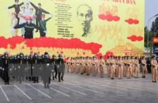 Đồng Nai tăng cường 4.000 cán bộ, chiến sỹ bảo đảm an ninh ngày bầu cử