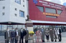 Mông Cổ: Thầy-trò Trường Hồ Chí Minh nguyện xứng đáng mang tên Người