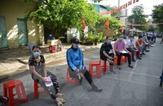 Báo chí nước ngoài đưa tin về cuộc bầu cử của Việt Nam