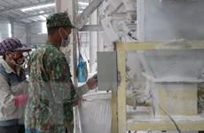 Các KCN tỉnh Yên Bái phòng dịch hiệu quả để đẩy mạnh sản xuất