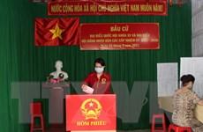 Kinh nghiệm tổ chức thành công cuộc bầu cử tại Hậu Giang