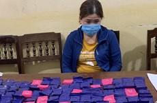 Bắt trùm ma túy ở tỉnh Thanh Hóa cùng 42.000 viên hồng phiến