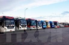 Điện Biên: Xe khách đi Hà Nội và ngược lại được hoạt động trở lại