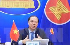 ASEAN-Trung Quốc: Khẳng định cam kết giải quyết các vấn đề cấp bách