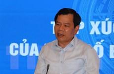 Lãnh đạo tỉnh Quảng Ngãi đối thoại với dân về dự án Hòa Phát Dung Quất