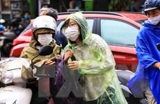 Khả năng mưa ở Hà Nội sẽ dai dẳng và kéo dài trong ngày 13/6
